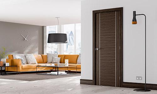 Calgary interior abacgi door Calgary-Door interior & Calgary interior Abachi door - Deanta