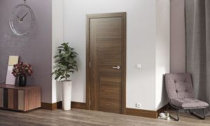 deanta walnut doors