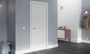deanta white primed doors