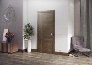 Cadiz Walnut interior door