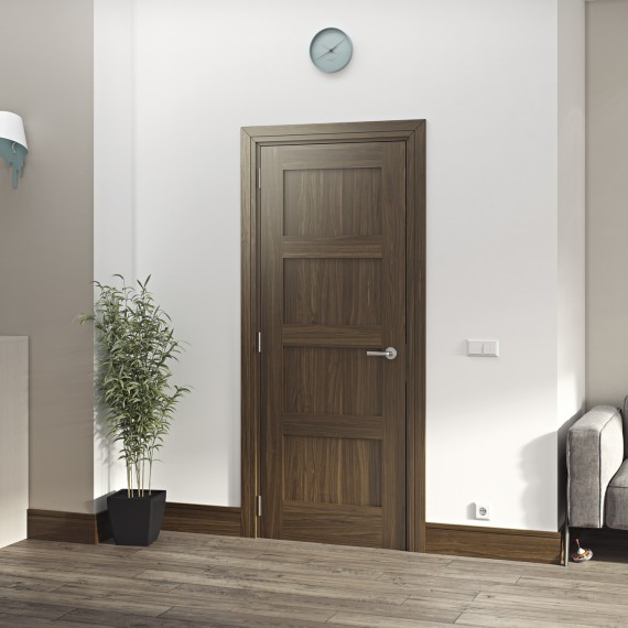 Coventry Walnut interior door