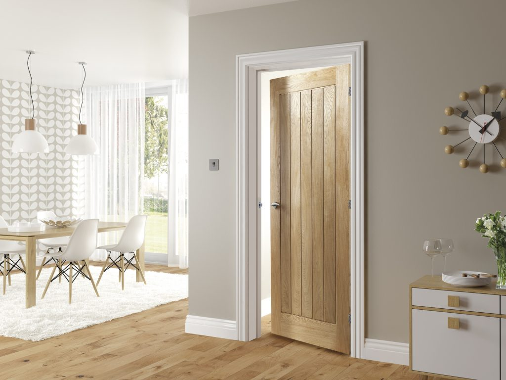 Choosing the Right Doors for your Home | Deanta