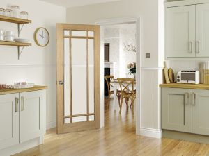 Kerry Oak door