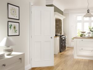 Rochester White Primed door