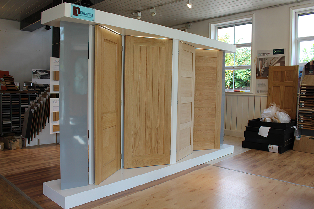 New Door Display – First Rollout