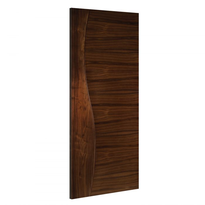 Cadiz interior walnut door