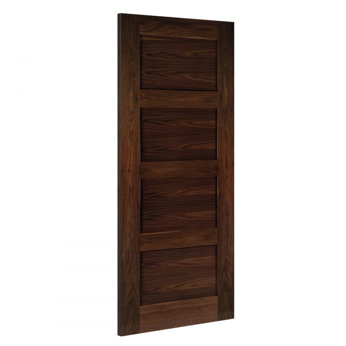 Coventry interior walnut door