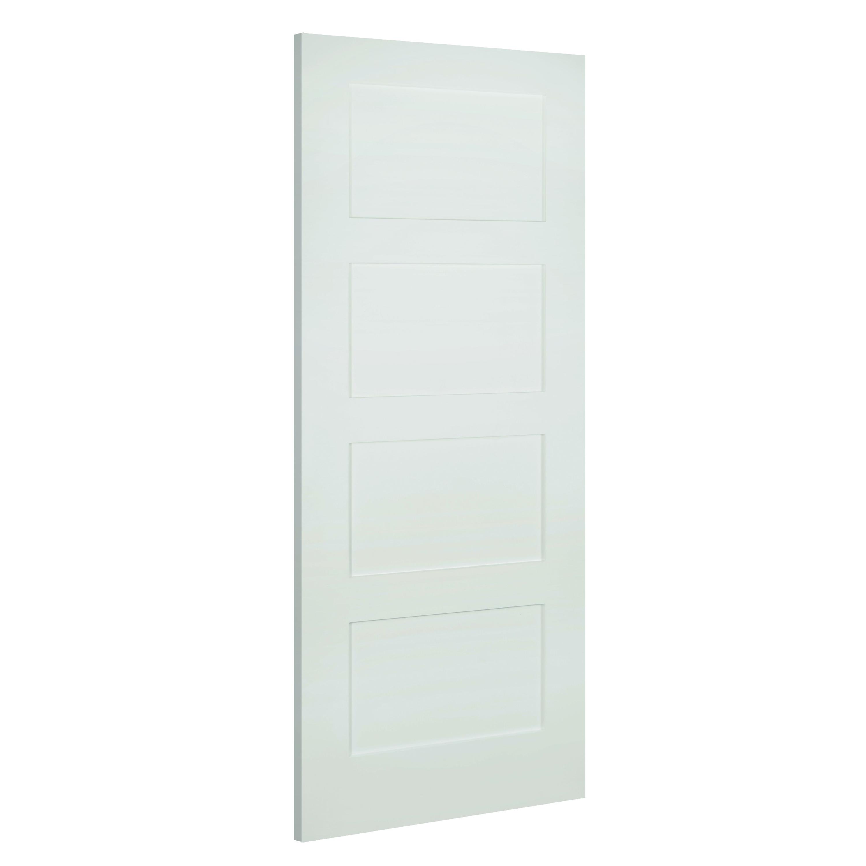 Coventry interior white door