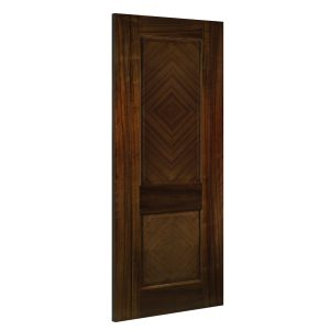 Kensington interior walnut door