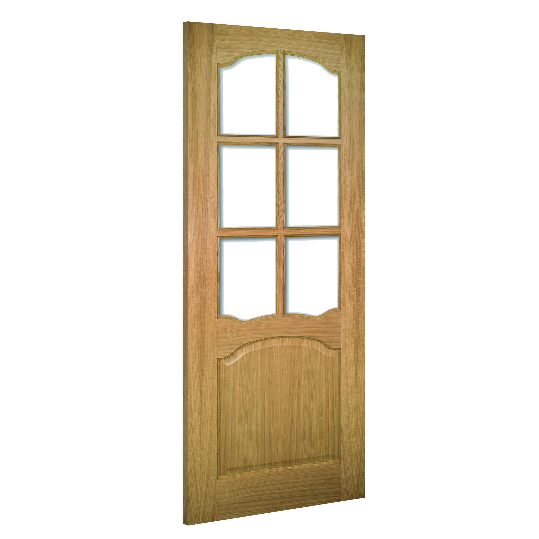 Louis glazed interior oak door deanta louis glazed interior oak door planetlyrics Images