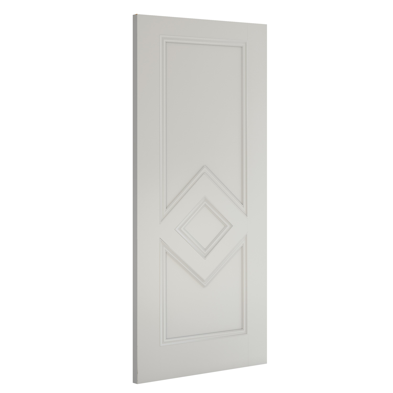 Ascot Interior White Primed Door Deanta