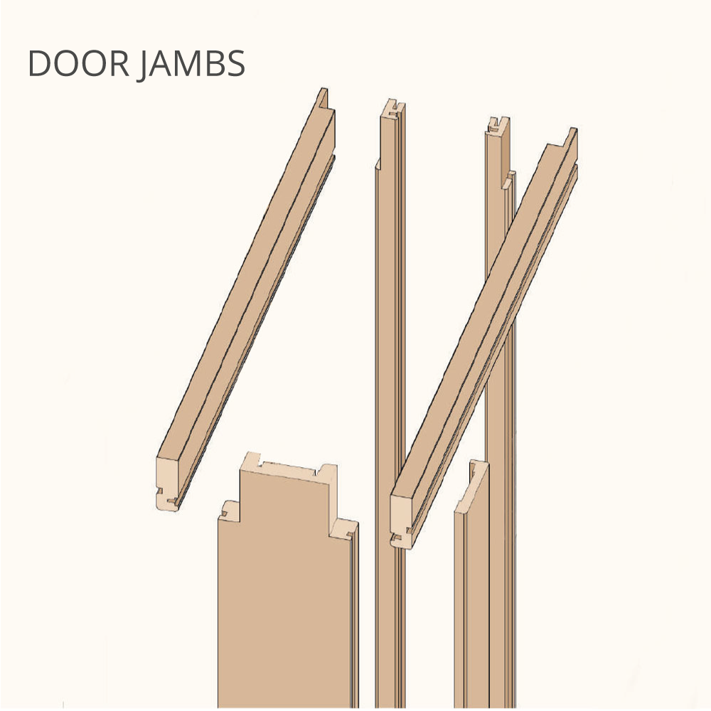 deanta pocket doors DOORJAMBS