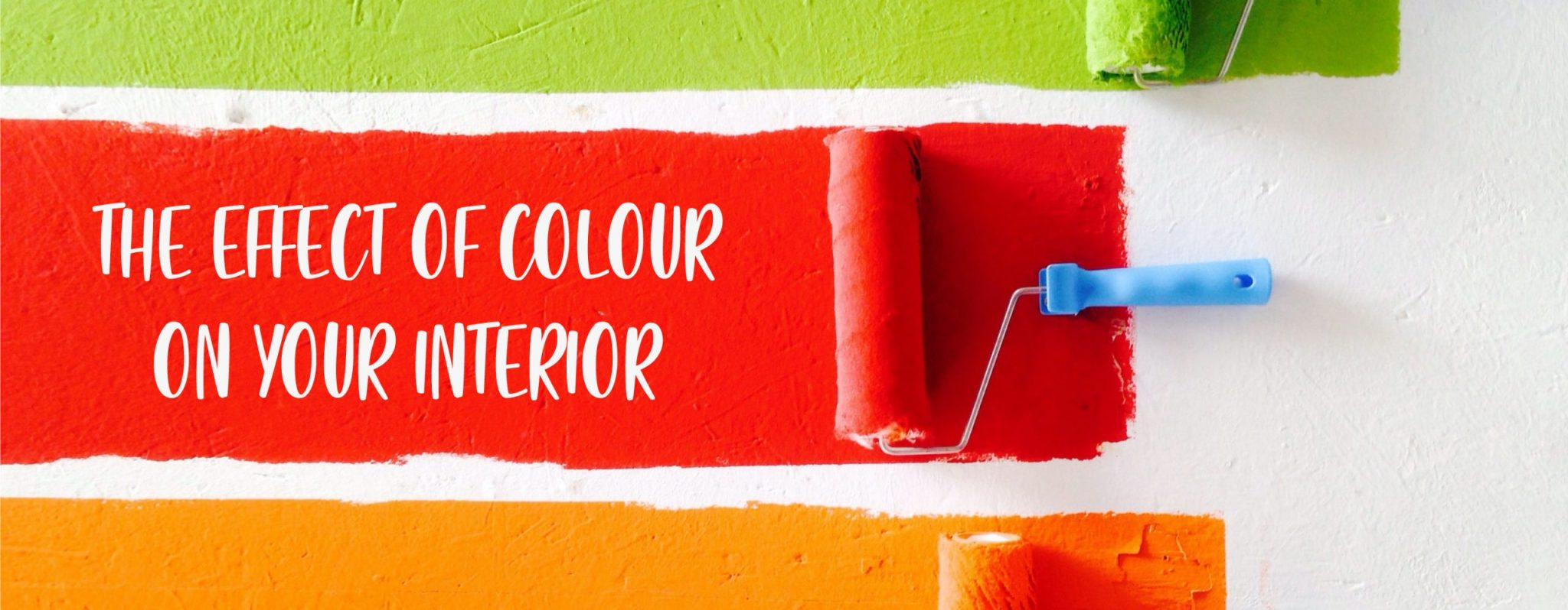 The effect of colour on your interior